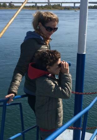 bateau explorateur